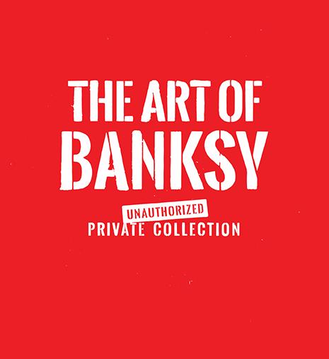 Banksy Exhibit Logo